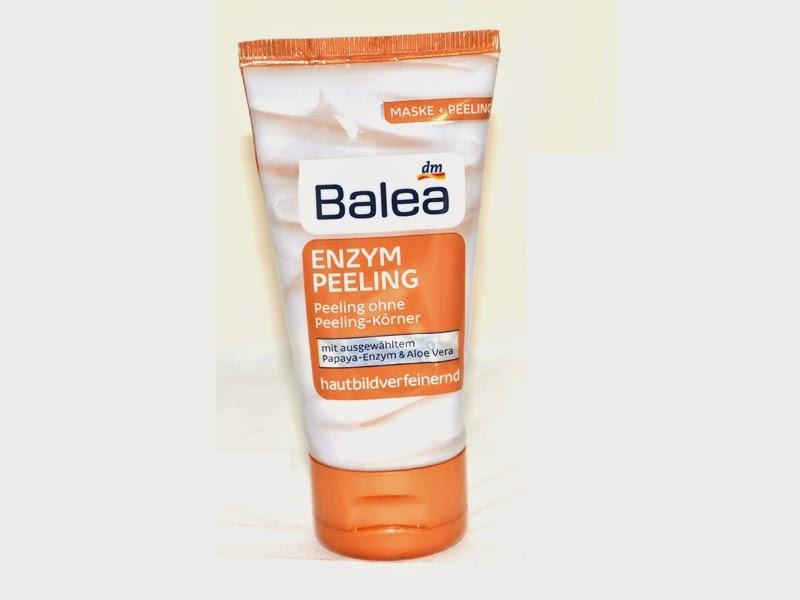 ramona s beauty blog review balea enzym peeling. Black Bedroom Furniture Sets. Home Design Ideas