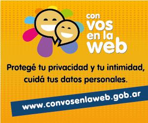 Con Vos en la Web