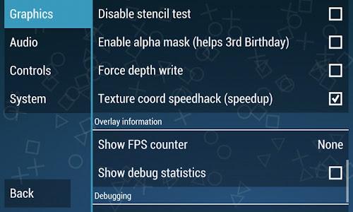 PPSSPP Gold 0.9.9.b1 APK terbaru