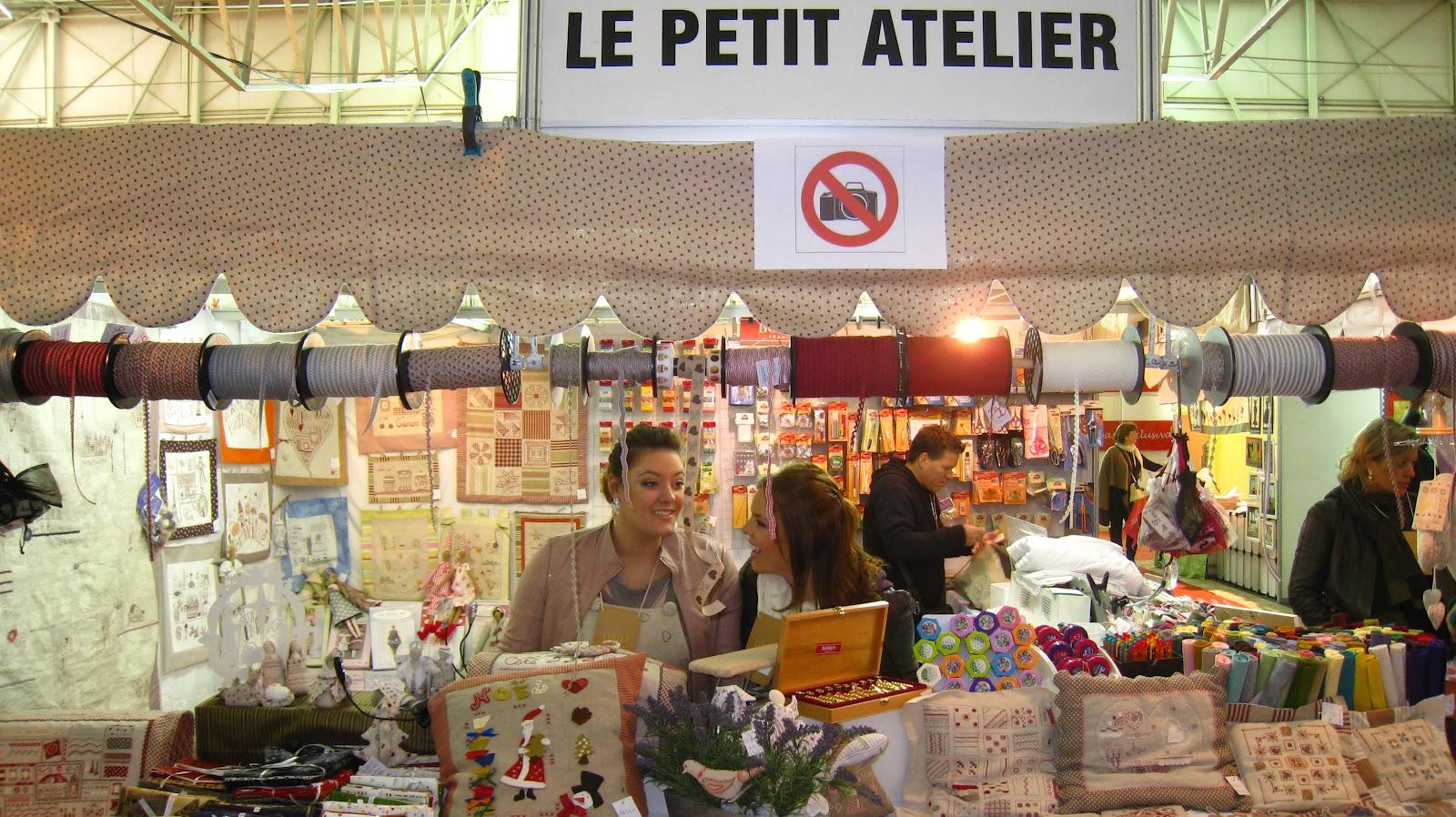 Le petit atelier florian polis 15 festival de patchwork for Le petit atelier