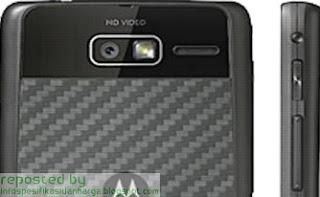 Harga Motorola DROID RAZR M 4G LTE XT907 (Motorola Scorpion Mini) Hp Terbaru 2012