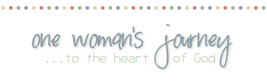 One Woman's Journey to the Heart of God
