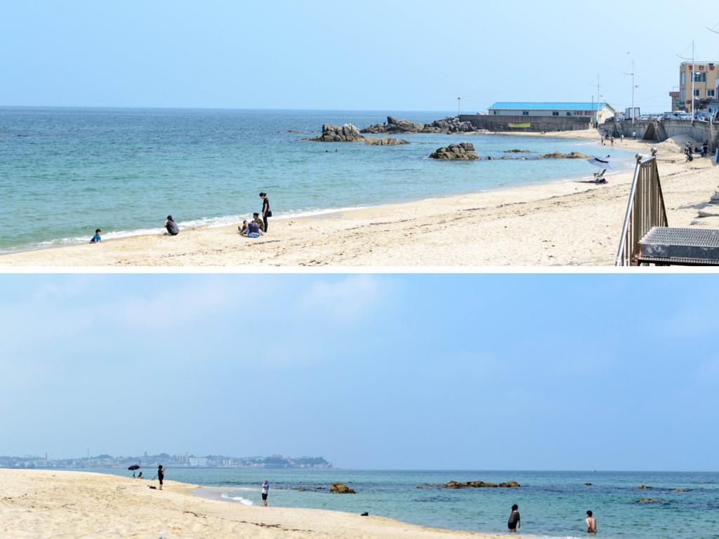 영진 해변
