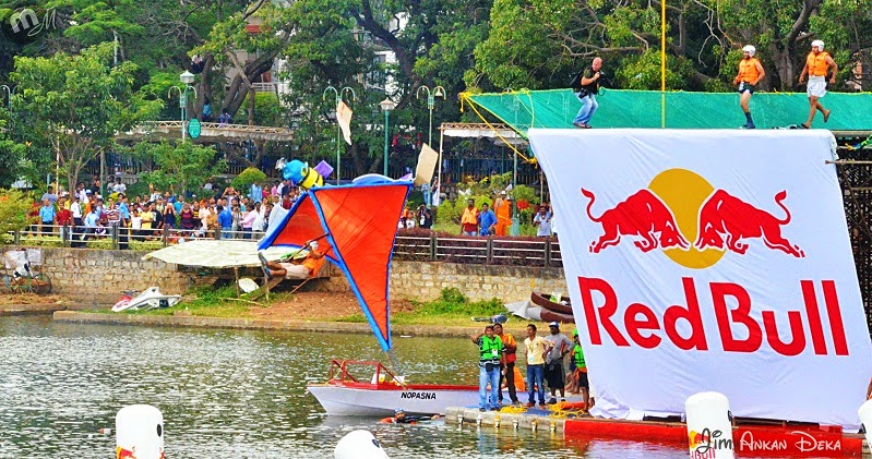 Red Bull Flugtag, Bangalore, India (photo - Jim Ankan Deka)