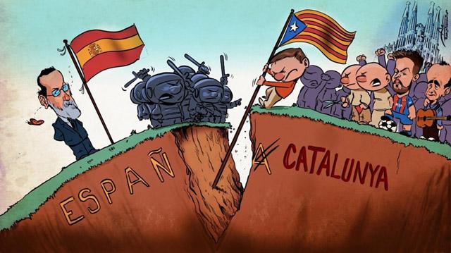 Cataluña: por qué te vas (VIDEO 1/2)