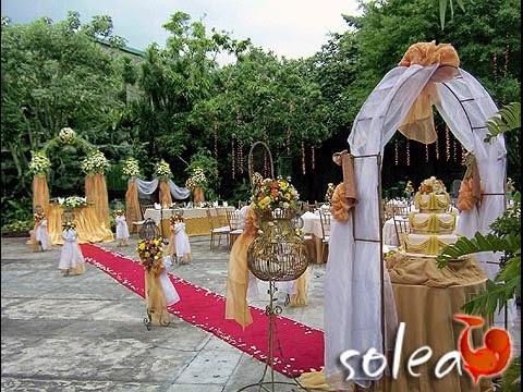 Tips On Your Special Day Wedding Venues Three Alternative Garden Wedding Venues In Quezon City