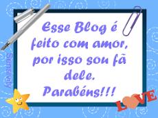 Blog feito com amor