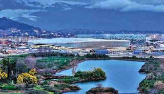 Inilah 11 Arena Olimpiade Sochi 2014 yang Menakjubkan