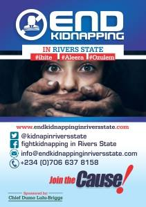 End Kidnapping