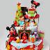 Mickey si prietenii de craciun