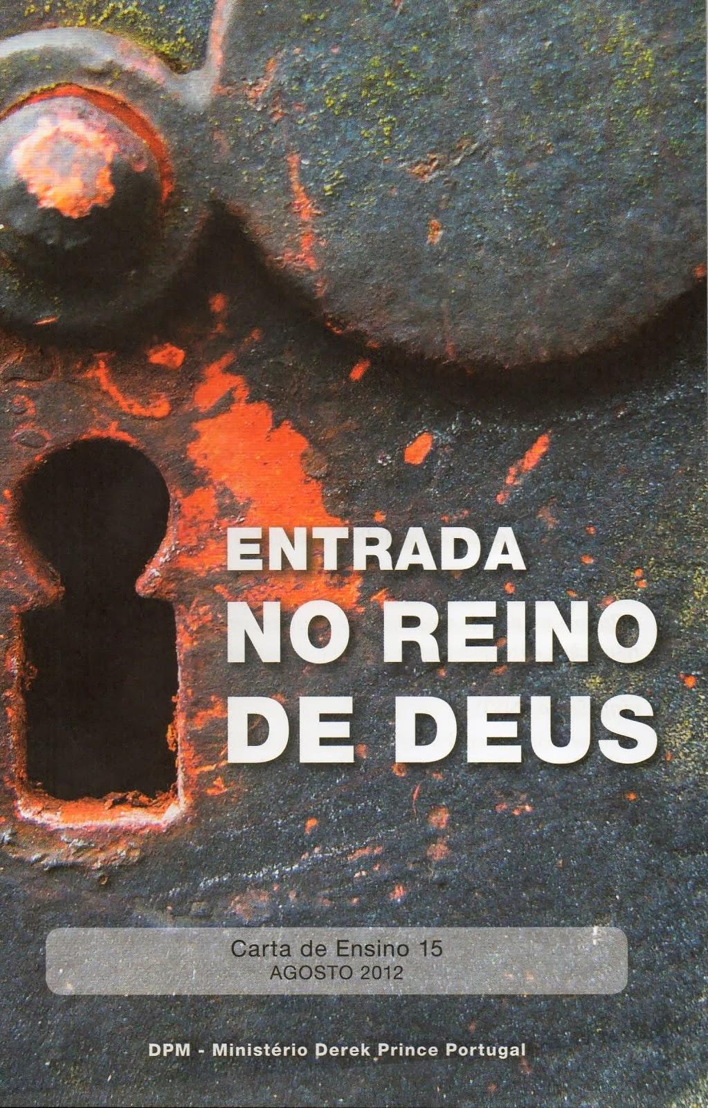 Entrada no Reino de Deus