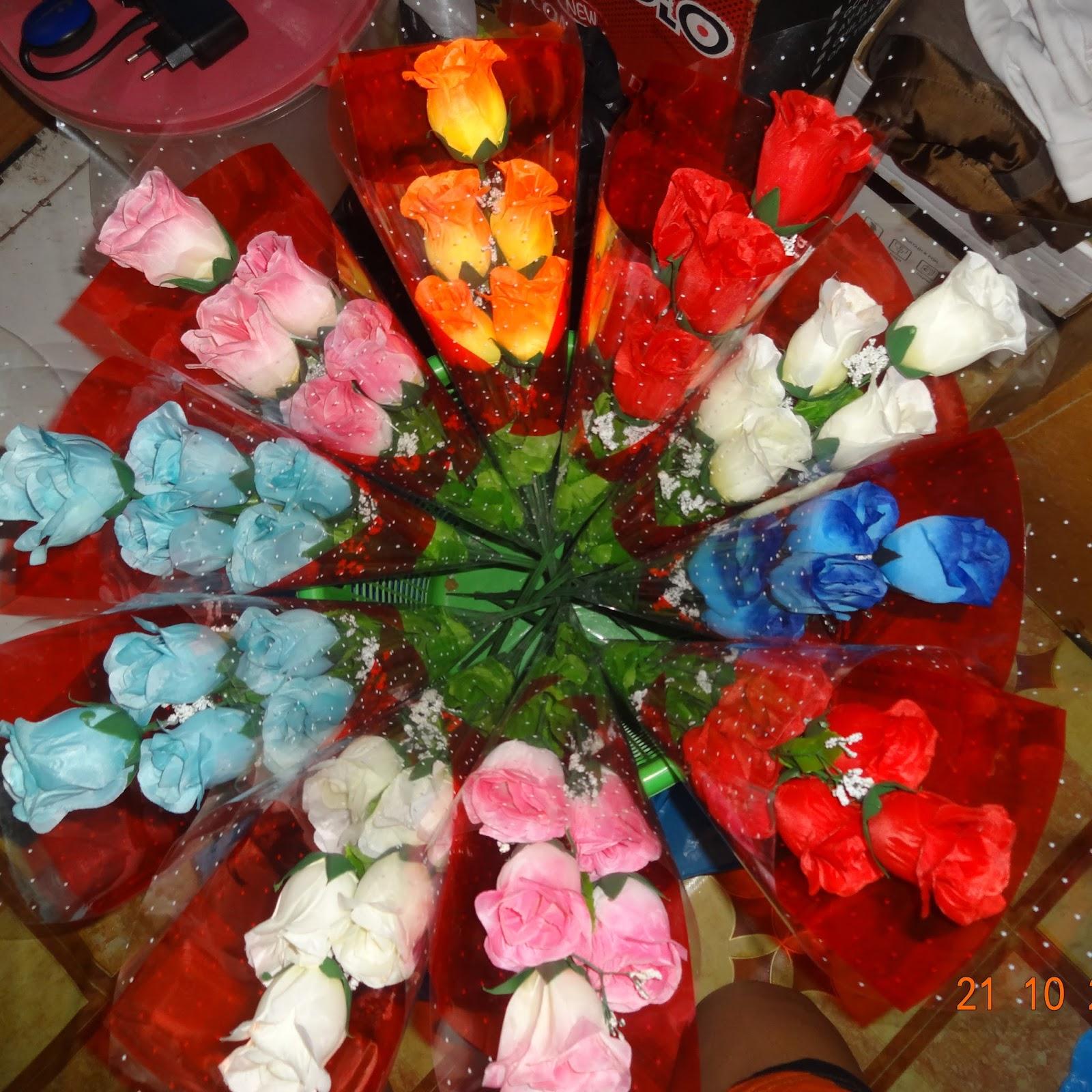 Bunga Buket Cabtik