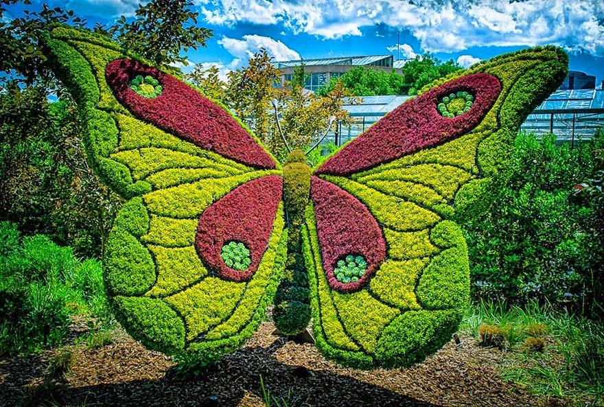 Atlantabotanicalgarden - Fobiaspoleczna.info Lebendige Skulpturen Im Garten Atlanta