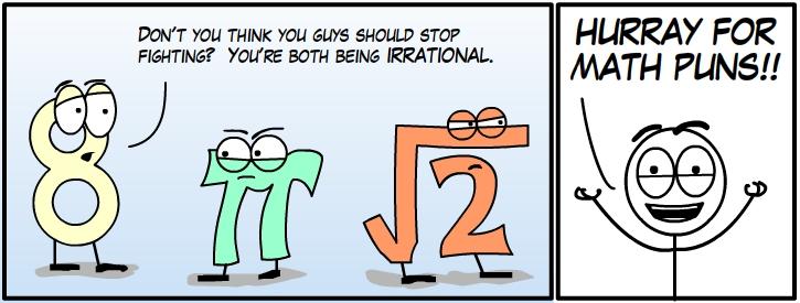 Ins pi re math math humour amp comics
