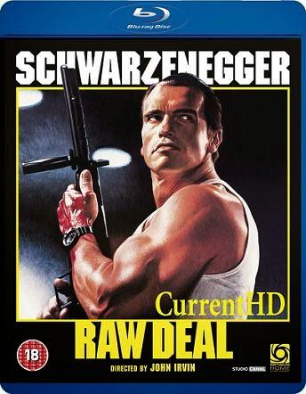 Raw Deal 1986 Dual Audio Hindi English 300mb BRRip 480p