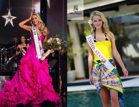 Ex candidata a Miss World gana Miss USA 2015