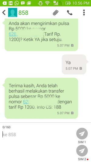 Cara Sms Copy Telkomsel – BaseDroid