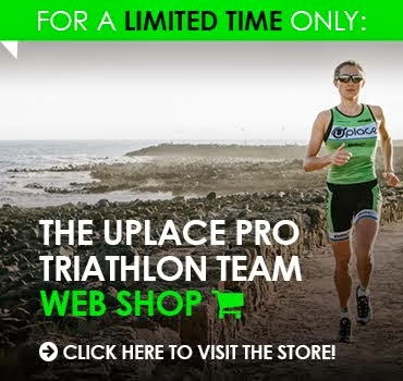Get your own Uplace Pro Triathlon Team gear!
