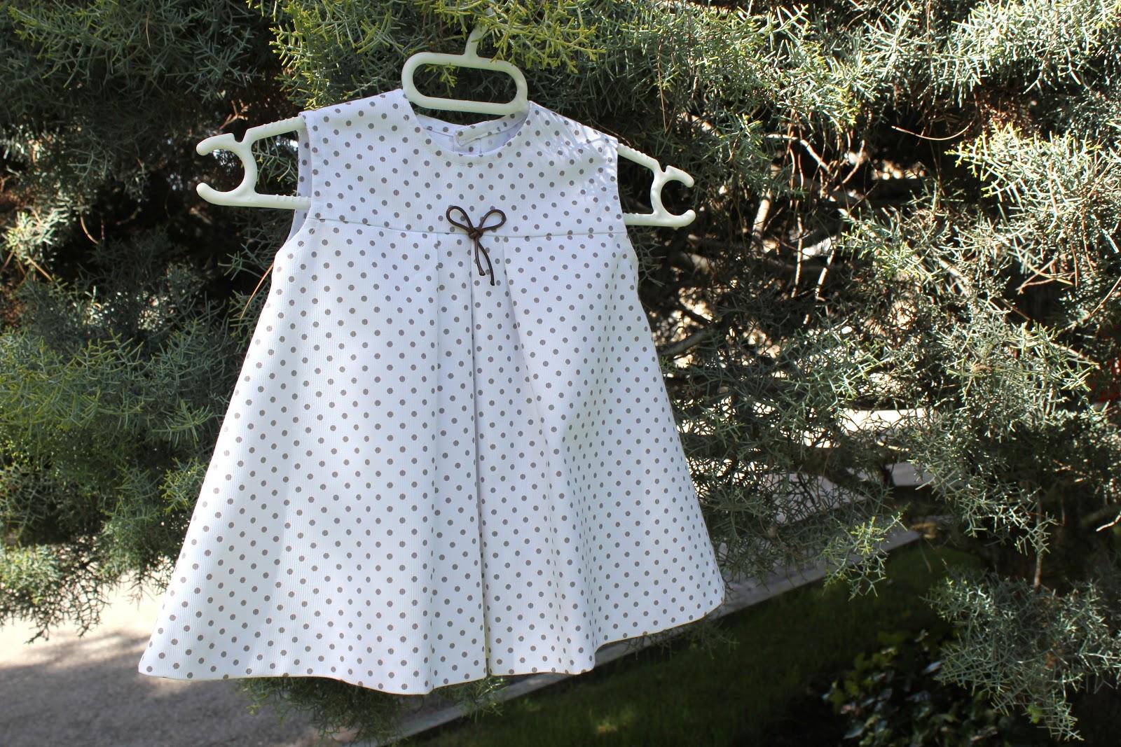 Vestidos nina verano patrones