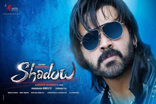 Venkatesh's Shadow release date is April 11