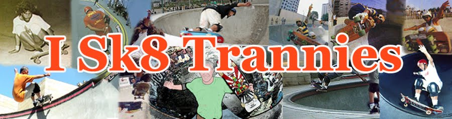 I Sk8 Trannies    