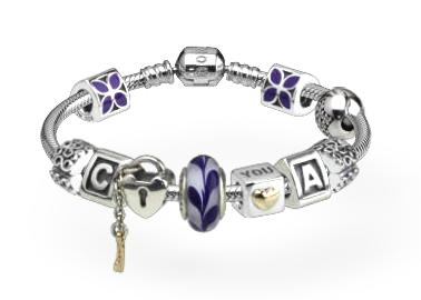 silver bracelet pandora bracelet design ideas - Pandora Bracelet Design Ideas