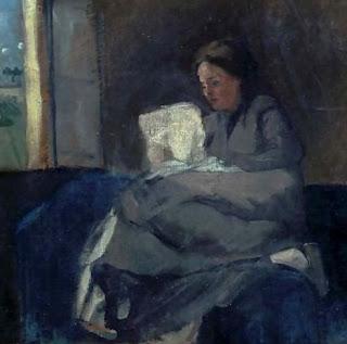 Kristina Knight, reading, contemporary romance, Camille Pissarro
