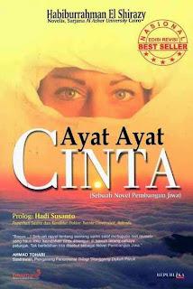 Jual Novel Ayat Ayat Cinta Surabaya