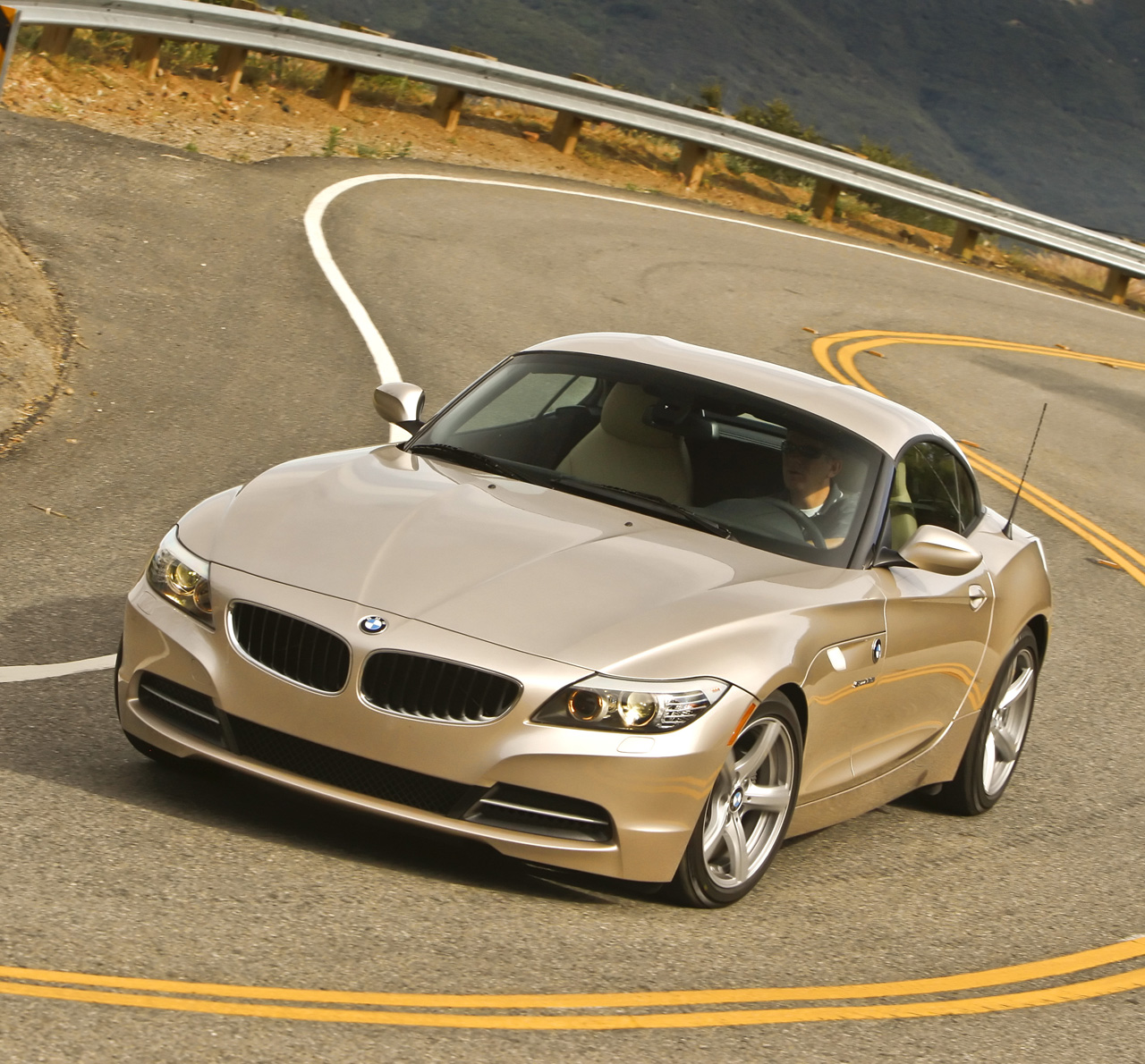 Bmw Z4 I: Youngmanblog: 2011 BMW Z4 SDrive30i