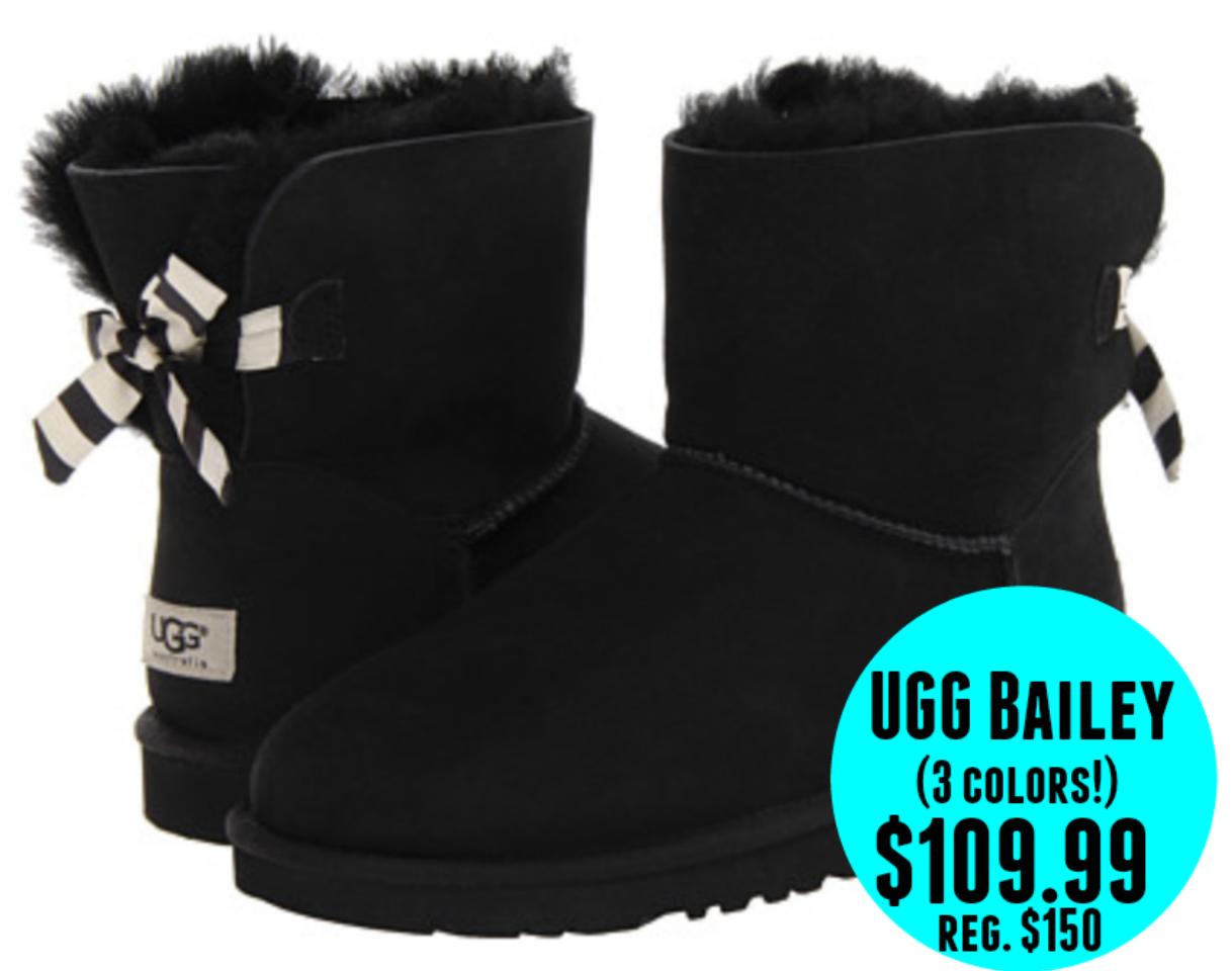 http://www.thebinderladies.com/2014/11/6pm-ugg-mini-bailey-bow-stripe-boots.html#.VFj7G77duyM