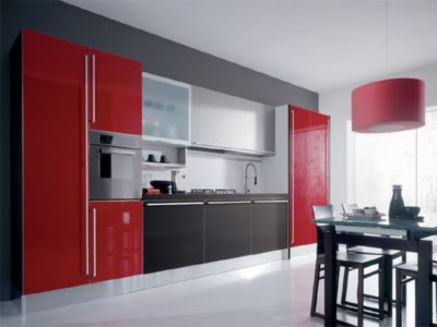 European Style Modern Kitchen Cabinets