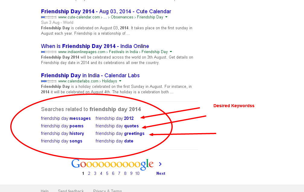 How to Do Keyword Research Using Google Search Engine