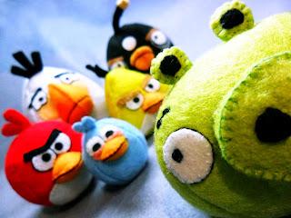 Gambar Angry Birds 2014 Terbaru