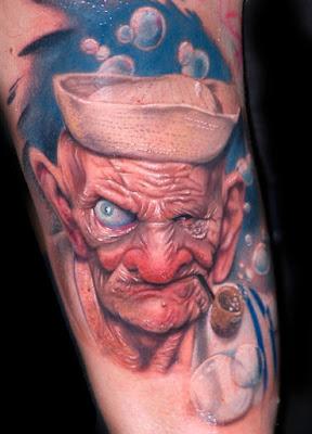 As melhores tatuagens 3D para homens