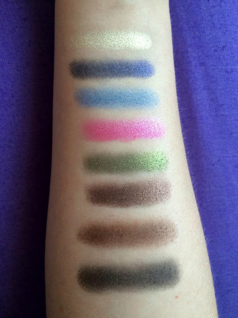eyes like angels swatches