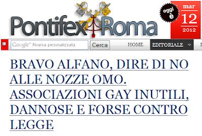 IL CORRIERE DELLA PERA - Seconda edizione - Pagina 39 Pontifex