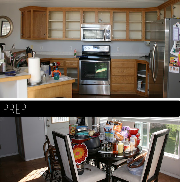 The how to gal how to refinish kitchen cabinets for Ways to refinish kitchen cabinets