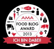 AMA Food Blog Award 2013