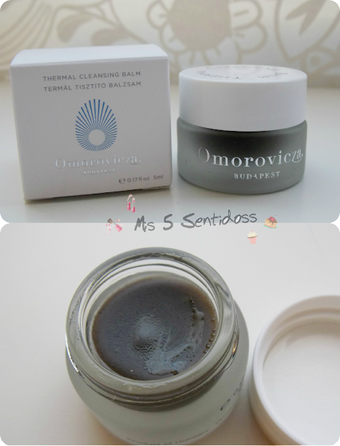 Omorovieza, Cleansing balm