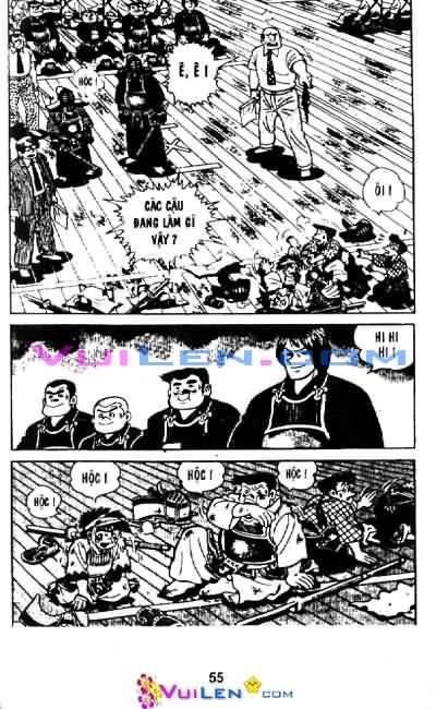 Siêu quậy Teppi chap 29 - Trang 56