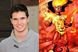 Robbie Amell will be Ronnie Raymond aka Firestorm on The Flash tv show