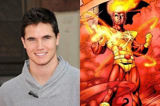 Robbie Amell will be Ronnie Raymond aka Firestorm on The Flash tv show