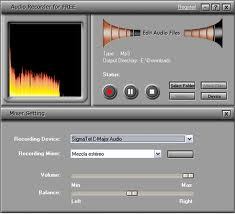 free download software, software gratis, download gratis, software free sound recorder, tips trik komputer, belajar komputer