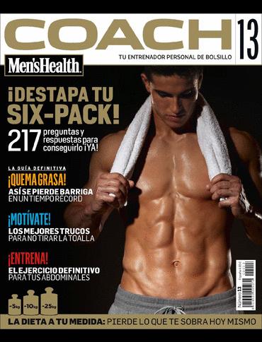 Tema: Revista Coach Men39;s Health España No.13 [Agosto/2013] PDF HQ *6