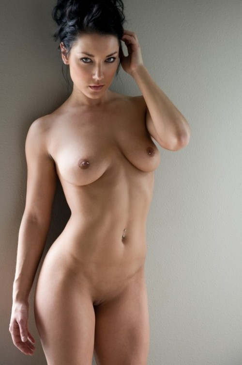 Nude With Pierced Nipples 92