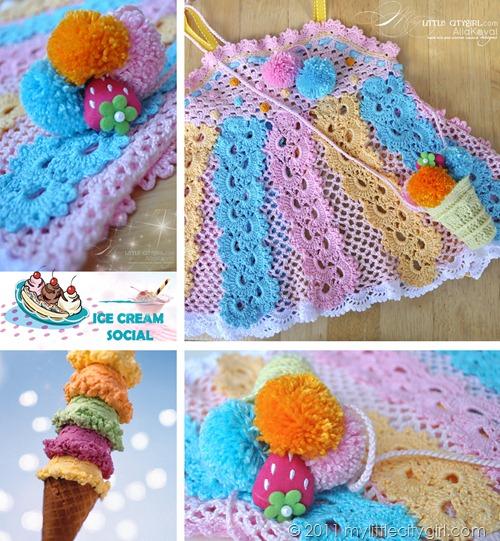 Идеи вязания для детей крючком 29