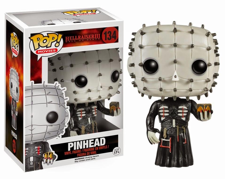 Funko Pop! Pinhead
