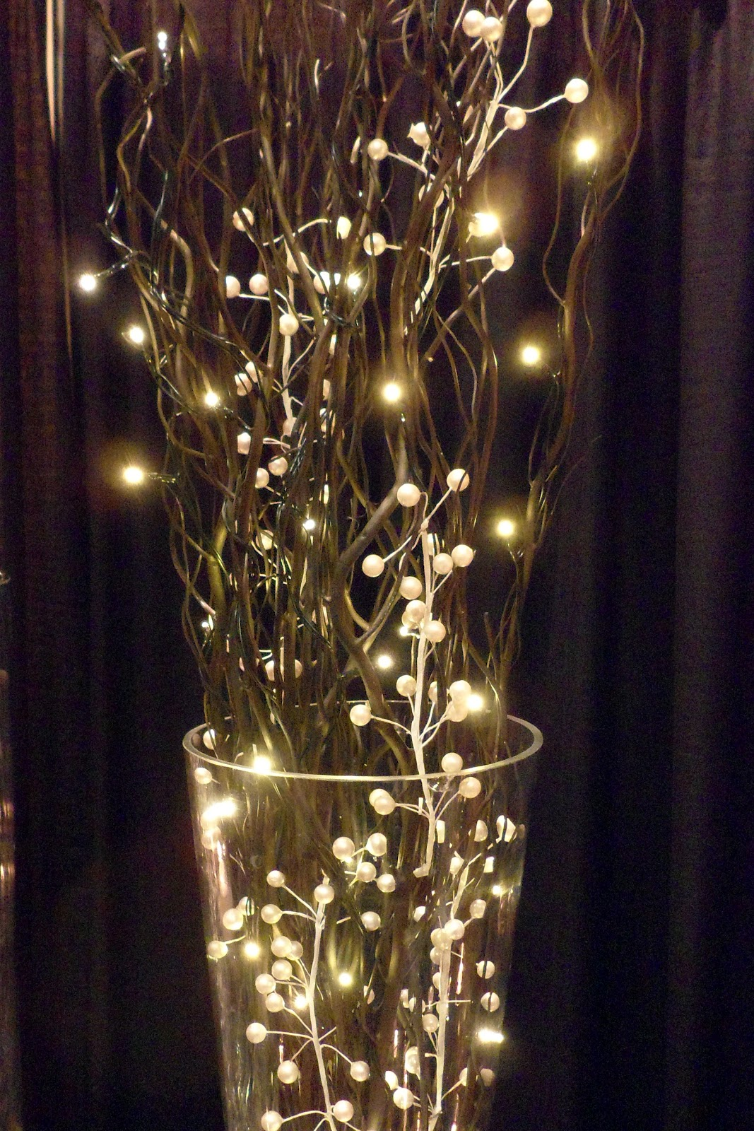 Rental Highlight Lighted Led Branches Elite Events Rental