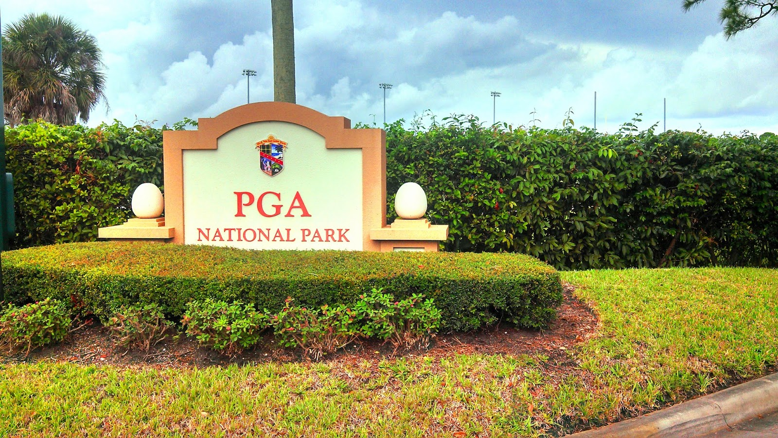 Palm Beaches Blogger: PGA National Park in Palm Beach Gardens, FL 33418