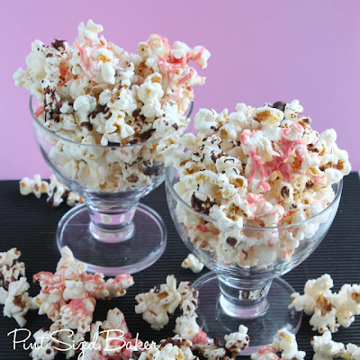 Pint Sized Baker: Neapolitan Popcorn